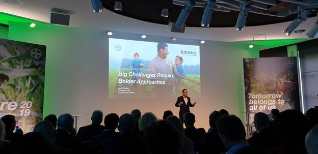 Tương lai nông nghiệp: Thách thức và giải pháp từ hội nghị đối thoại toàn cầu - Bayer 2019! - Ảnh 1.