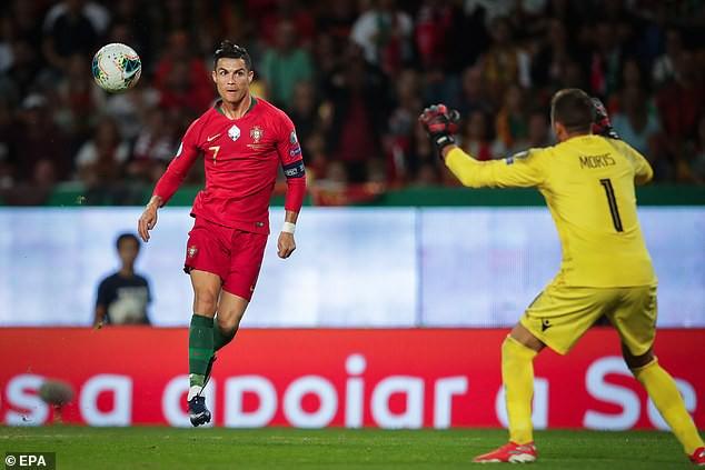 Bồ Đào Nha 3-0 Luxembourg: Ronaldo lập công (Bảng B, Vòng loại EURO 2020) - Ảnh 2.