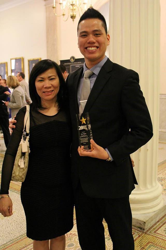 9X Việt từng lọt top 20 sinh viên xuất sắc nhất Mỹ trở thành kỹ sư tập đoàn hàng đầu thế giới - Ảnh 2.