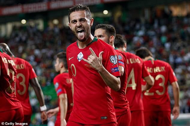 Bồ Đào Nha 3-0 Luxembourg: Ronaldo lập công (Bảng B, Vòng loại EURO 2020) - Ảnh 1.