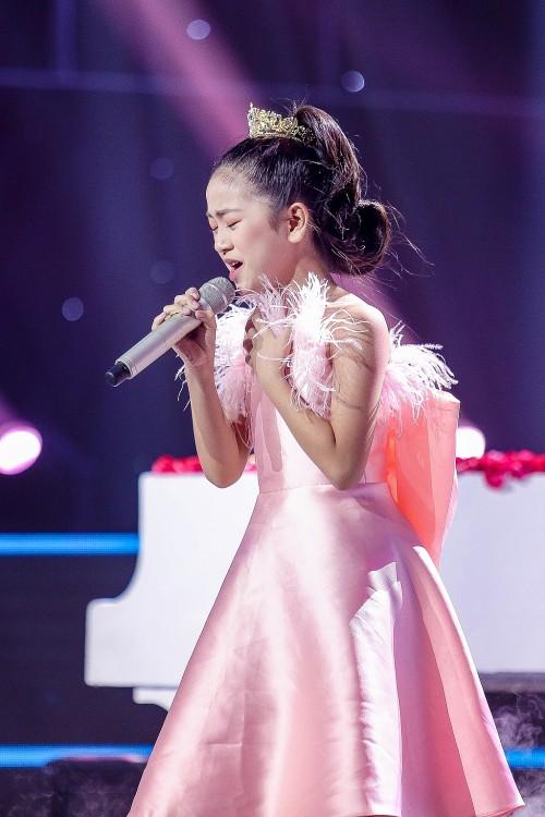 Lộ diện top 6 tài năng bước vào bán kết Giọng hát Việt nhí 2019 - Ảnh 2.