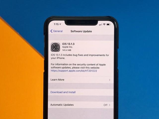 50% thiết bị iPhone đã nâng cấp lên iOS 13 - ảnh 2