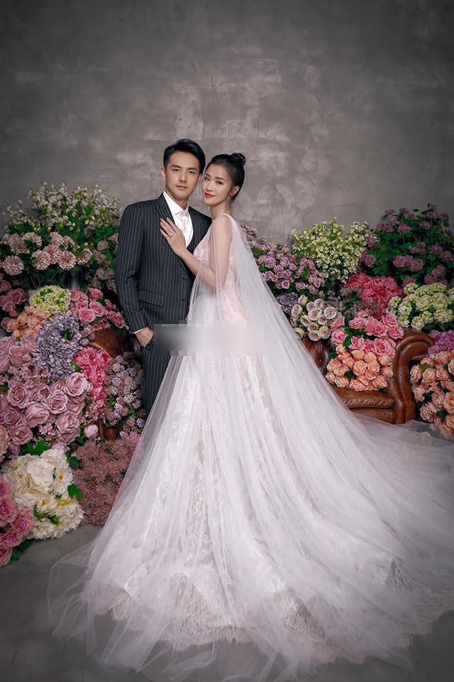 Trọn bộ ảnh cưới đẹp lung linh của Đông Nhi - Ông Cao Thắng - Ảnh 14.
