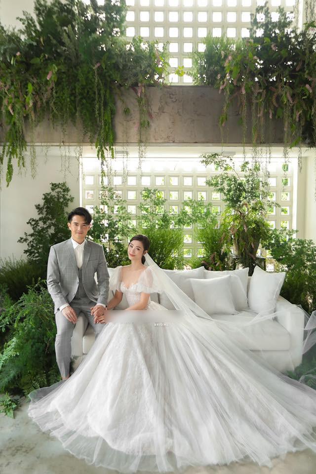 Trọn bộ ảnh cưới đẹp lung linh của Đông Nhi - Ông Cao Thắng - Ảnh 10.