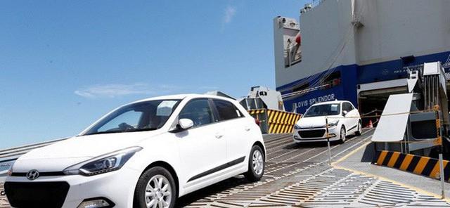 Xuất khẩu ô tô của Hàn Quốc giảm 4,8% trong tháng 9 - Ảnh 1.