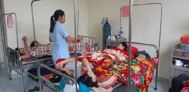Vụ ngộ độc khí tại Nam Định, hơn 50 công nhân đang tiếp tục được điều trị - Ảnh 4.