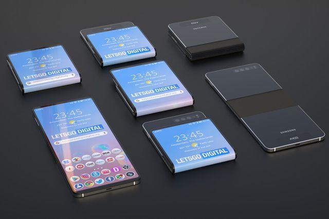Lộ thời điểm ra mắt Galaxy Fold 2 cùng thiết kế gập mới mẻ - Ảnh 1.