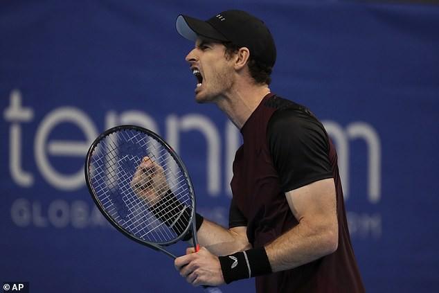 Vô địch Antwerp mở rộng, Andy Murray giành danh hiệu đầu tiên sau 2 năm - Ảnh 2.