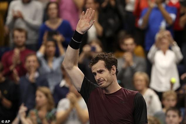 Vô địch Antwerp mở rộng, Andy Murray giành danh hiệu đầu tiên sau 2 năm - Ảnh 3.