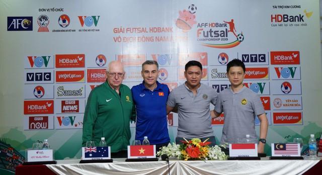 Lịch trực tiếp giải vô địch Futsal Đông Nam Á 2019 trên VTVcab - Ảnh 1.