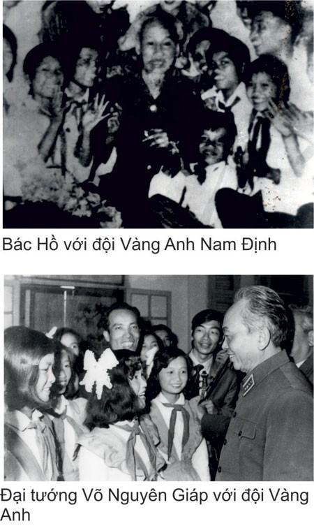Trực tuyến: Ký ức Việt Nam - Ký ức về đội Vàng Anh - Ảnh 2.