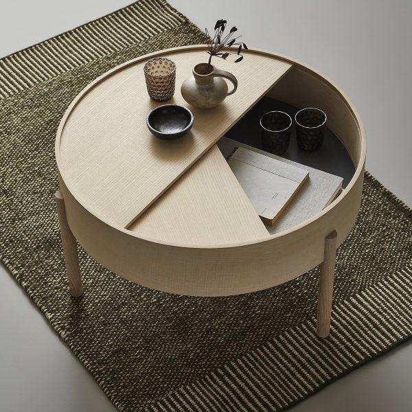 Mẫu bàn phòng khách đẹp và tiện dụng - Ảnh 1.