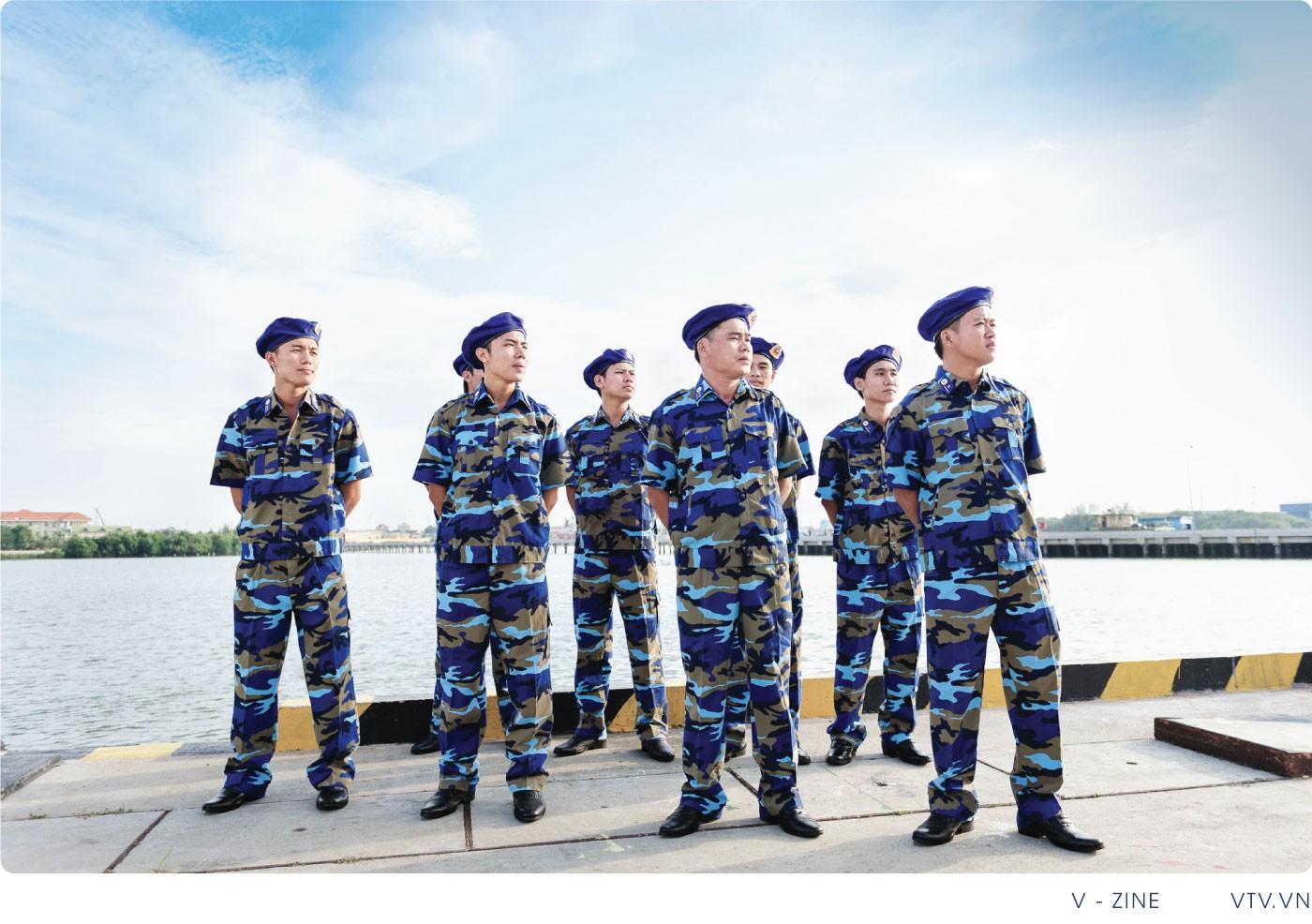 Cảnh sát biển Việt Nam: Bảo vệ chủ quyền với những cột mốc sống - Ảnh 30.