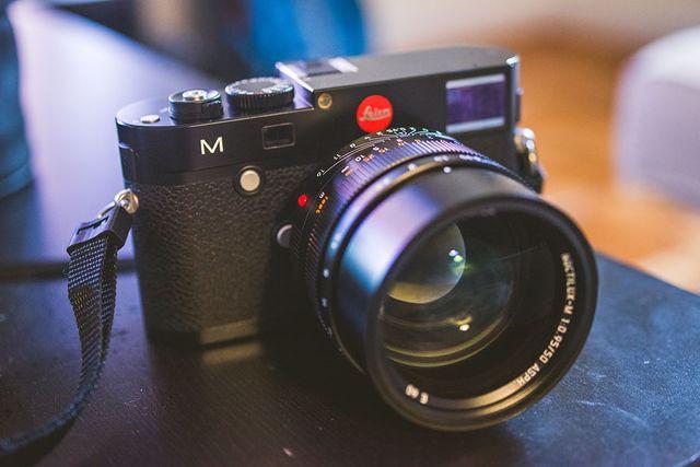 """Nhiếp ảnh gia kỳ cựu: """"Máy ảnh Leica bị đánh mất linh hồn"""" - ảnh 1"""