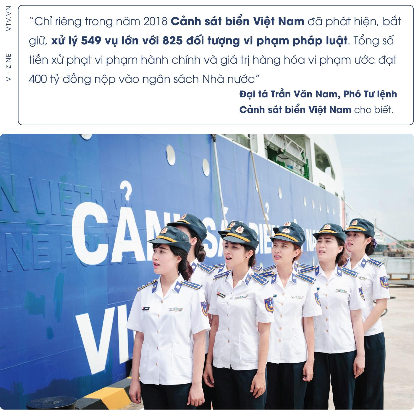 Cảnh sát biển Việt Nam: Bảo vệ chủ quyền với những cột mốc sống - Ảnh 2.