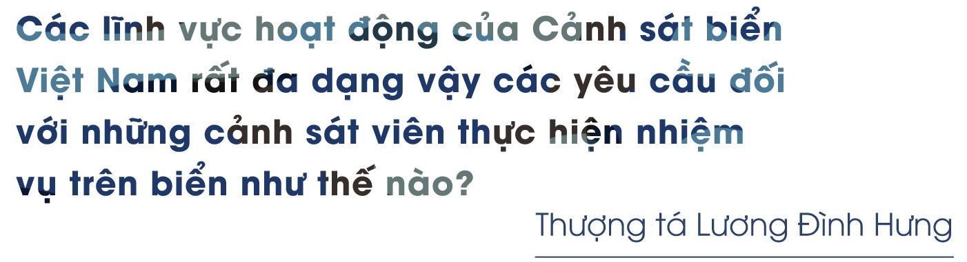 Cảnh sát biển Việt Nam: Bảo vệ chủ quyền với những cột mốc sống - Ảnh 23.