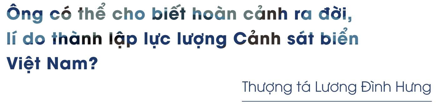 Cảnh sát biển Việt Nam: Bảo vệ chủ quyền với những cột mốc sống - Ảnh 5.