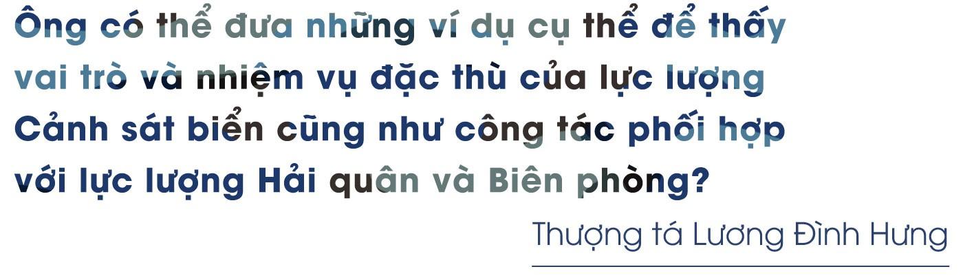 Cảnh sát biển Việt Nam: Bảo vệ chủ quyền với những cột mốc sống - Ảnh 10.