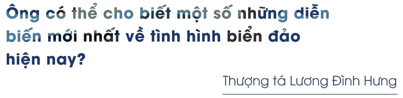Cảnh sát biển Việt Nam: Bảo vệ chủ quyền với những cột mốc sống - Ảnh 12.