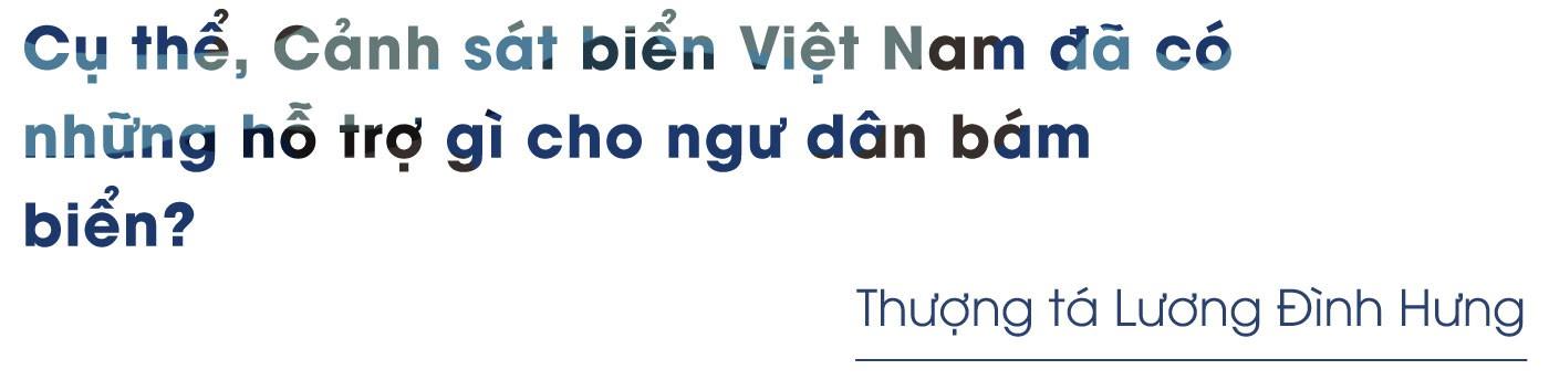 Cảnh sát biển Việt Nam: Bảo vệ chủ quyền với những cột mốc sống - Ảnh 17.