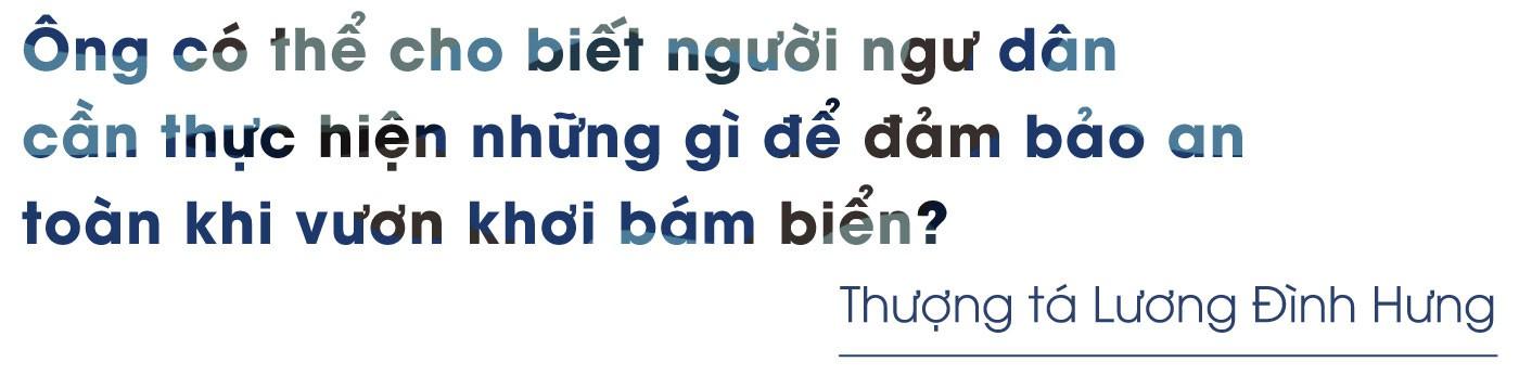 Cảnh sát biển Việt Nam: Bảo vệ chủ quyền với những cột mốc sống - Ảnh 19.