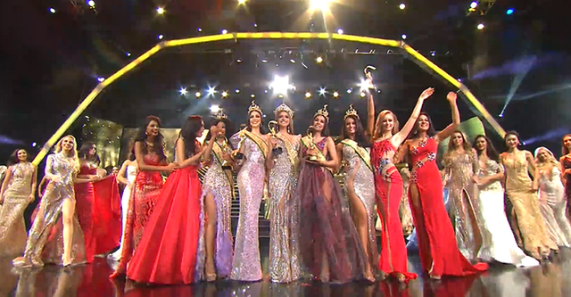Người đẹp Venezuela đăng quang Hoa hậu Hòa bình thế giới 2019 - Ảnh 6.