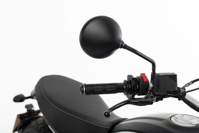 Ducati chỉ làm mới Scrambler bằng phiên bản Icon Dark cho năm 2020 - Ảnh 9.