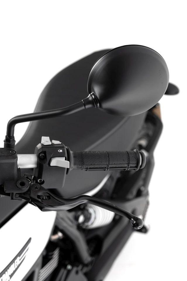 Ducati chỉ làm mới Scrambler bằng phiên bản Icon Dark cho năm 2020 - Ảnh 10.