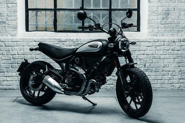Ducati chỉ làm mới Scrambler bằng phiên bản Icon Dark cho năm 2020 - Ảnh 2.