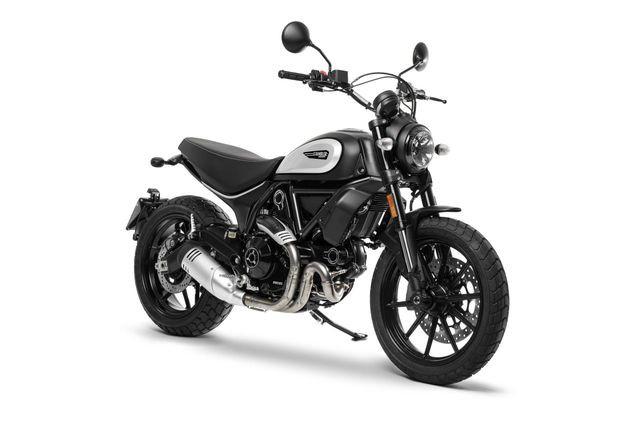 Ducati chỉ làm mới Scrambler bằng phiên bản Icon Dark cho năm 2020 - Ảnh 3.