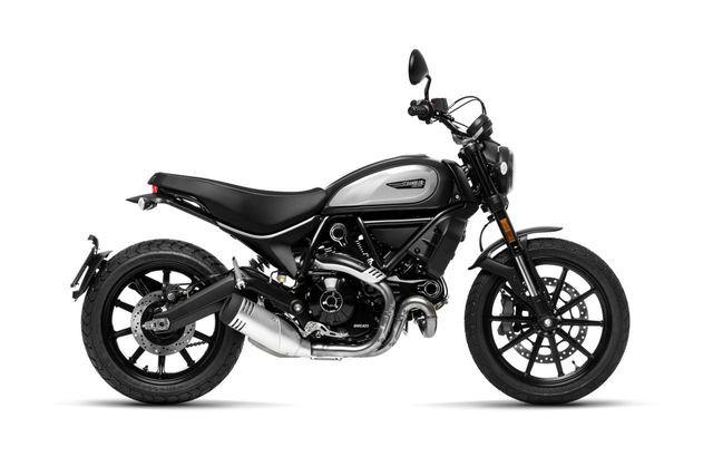 Ducati chỉ làm mới Scrambler bằng phiên bản Icon Dark cho năm 2020 - Ảnh 4.