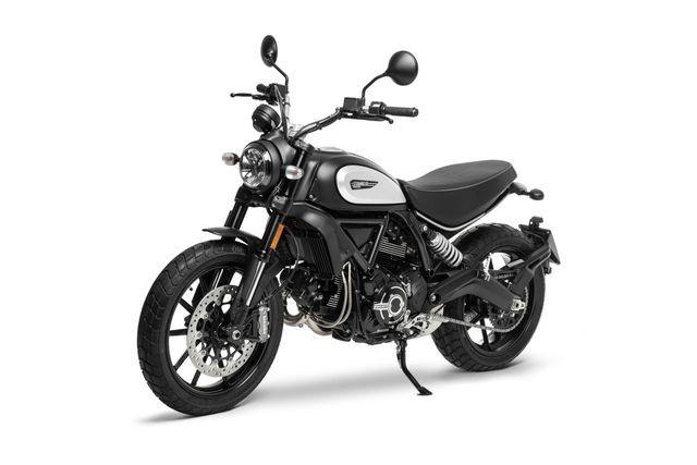 Ducati chỉ làm mới Scrambler bằng phiên bản Icon Dark cho năm 2020 - Ảnh 5.