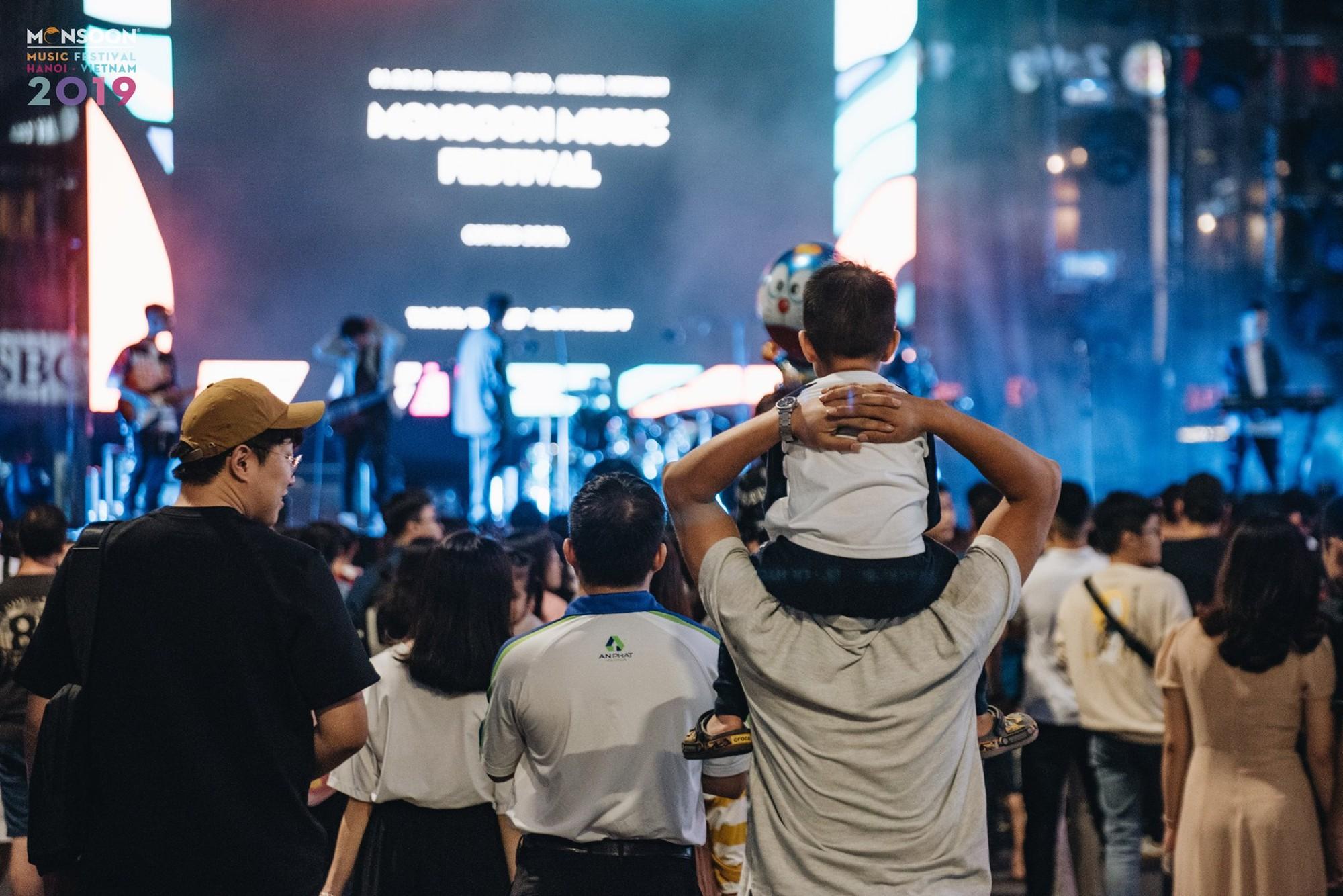 Monsoon Music Festival - Khán giả là nhân vật chính, không phải các ngôi sao - Ảnh 3.