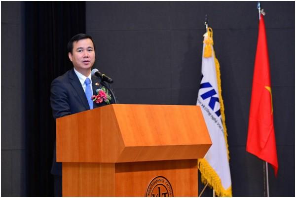 Khai trương phòng thí nghiệm về lĩnh vực sinh học tại Hàn Quốc - Ảnh 1.
