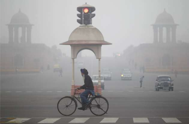 Vẻ đẹp của các thành phố trên thế giới khi chìm trong sương sớm - ảnh 16