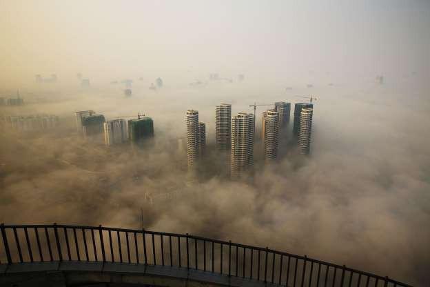 Vẻ đẹp của các thành phố trên thế giới khi chìm trong sương sớm - ảnh 7