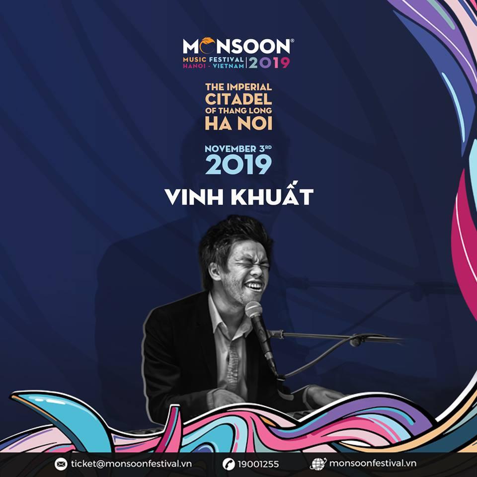 Monsoon Music Festival - Khán giả là nhân vật chính, không phải các ngôi sao - Ảnh 8.
