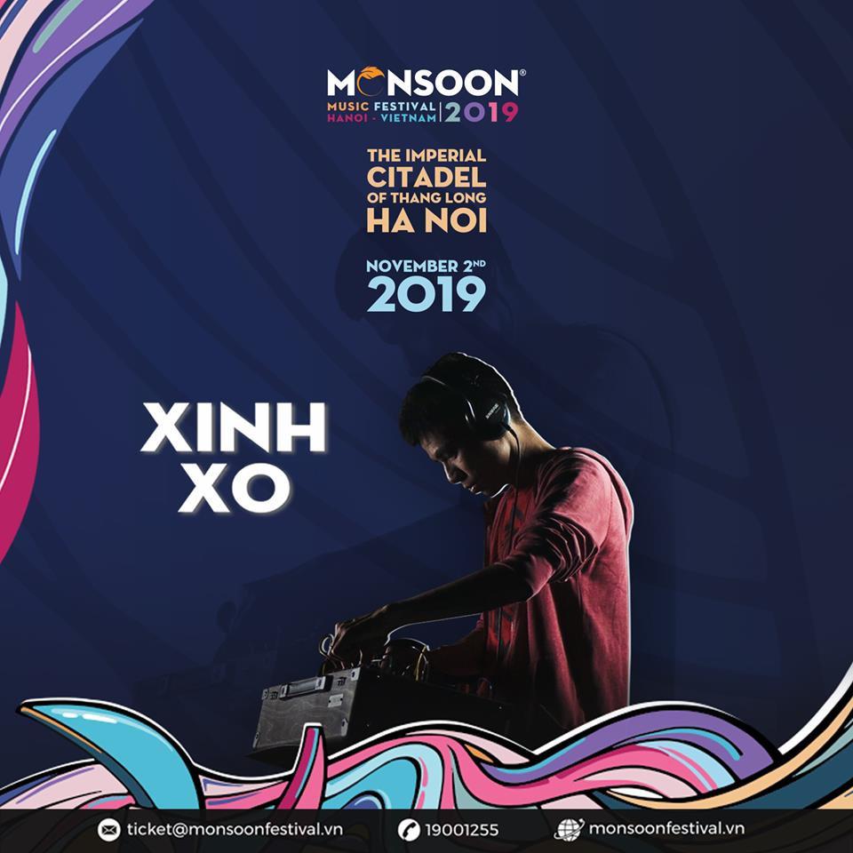 Monsoon Music Festival - Khán giả là nhân vật chính, không phải các ngôi sao - Ảnh 7.