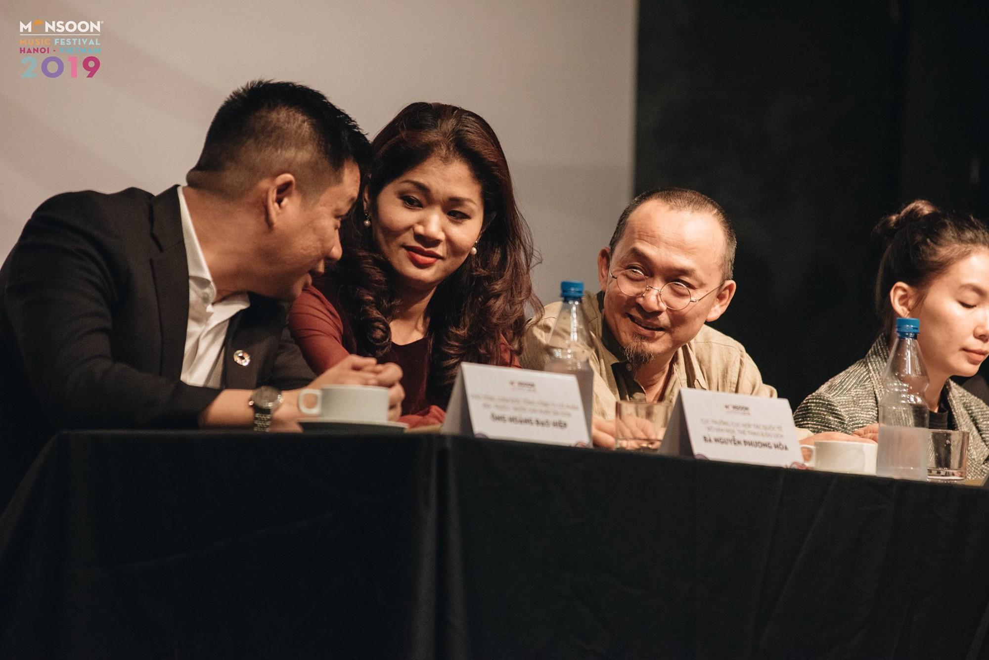 Monsoon Music Festival - Khán giả là nhân vật chính, không phải các ngôi sao - Ảnh 1.