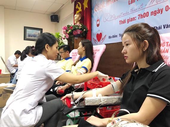 Ngày hội Giọt máu yêu thương 2019 - Ảnh 2.