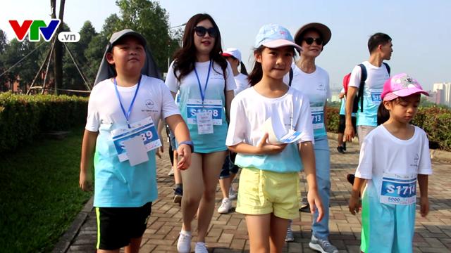 Ngày hội đi bộ vì bệnh nhân ung thư Việt Nam - Ảnh 3.