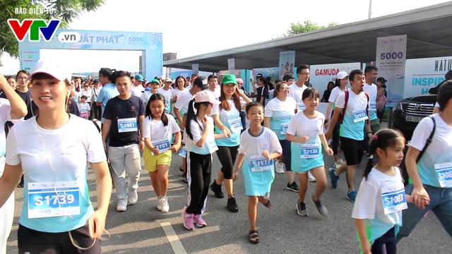 Ngày hội đi bộ vì bệnh nhân ung thư Việt Nam - Ảnh 2.