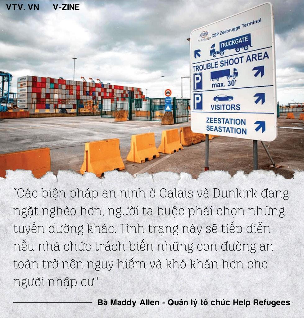 Hành trình ác mộng đến Châu Âu của những người nhập cư bất hợp pháp - Ảnh 7.