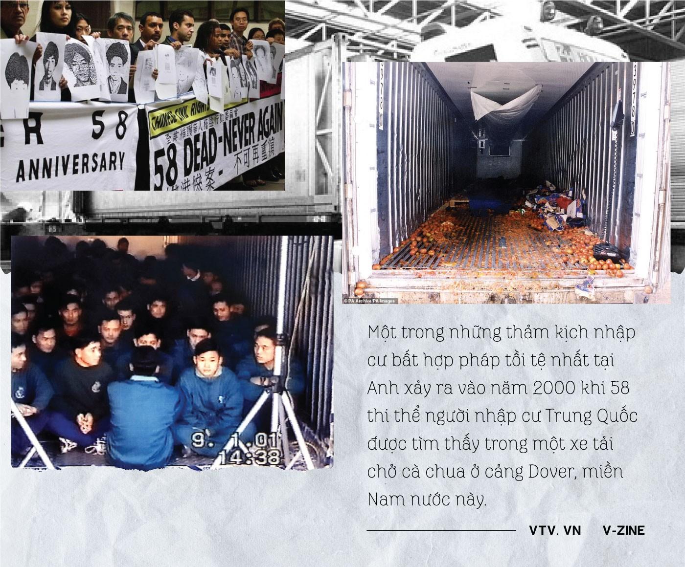 Hành trình ác mộng đến Châu Âu của những người nhập cư bất hợp pháp - Ảnh 12.