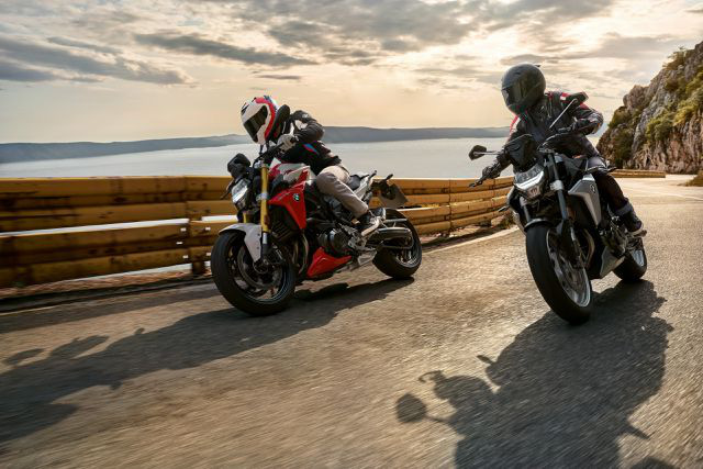 BMW Motorrad ra mắt bộ đôi onroad cỡ trung F900R và F900XR - Ảnh 23.