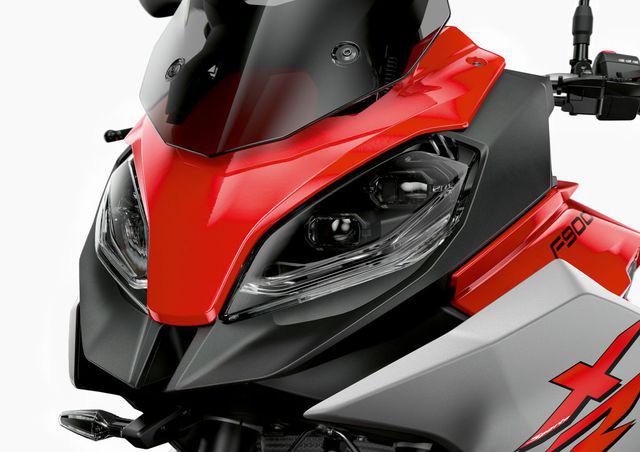 BMW Motorrad ra mắt bộ đôi onroad cỡ trung F900R và F900XR - Ảnh 5.