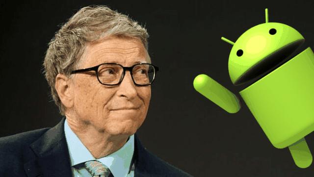 """Bill Gates vẫn """"cay cú"""" vì Microsoft bị Google vượt mặt trên thị trường smartphone - Ảnh 1."""
