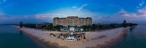 Bật mí hậu trường đám cưới siêu sang của Đông Nhi – Ông Cao Thắng tại Vinpearl Phú Quốc - Ảnh 5.