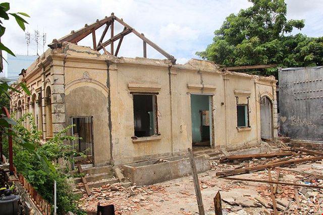 Hơn 500 biệt thự xưa biến mất, không còn nguyên trạng tại TP.HCM - Ảnh 3.