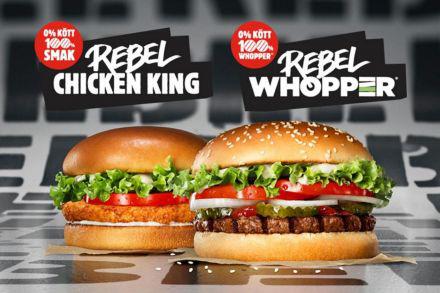 """Burger King thâm nhập """"lãnh địa"""" đồ ăn chay ở châu Âu - Ảnh 1."""